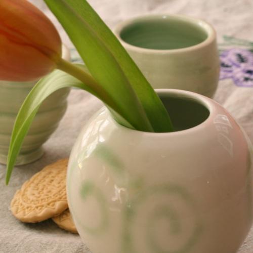 Tulips & Cookies